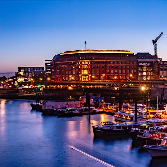 Hamburg, Speicherstadt, Kurztrip, HafenCitytour